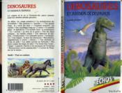 Dinosaures - Couverture - Format classique