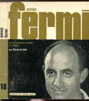 Enrico Fermi - Collection Savant Du Monde Entier N°18 - Couverture - Format classique