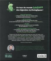Mythes et légendes cultes revisités avec amour par Max Bird - 4ème de couverture - Format classique