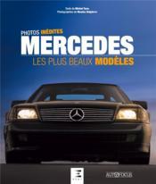 Mercedes, les plus beaux modèles - Couverture - Format classique