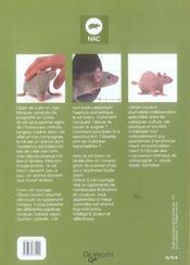 Rats (Les) - 4ème de couverture - Format classique