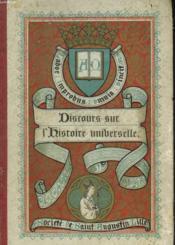Discours sur l'histoire universelle - Couverture - Format classique