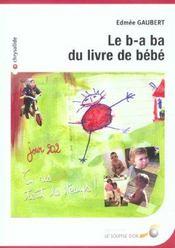 B.a. ba du livre de bebe (le) - Intérieur - Format classique