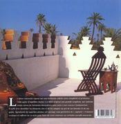 Le Style Marocain - 4ème de couverture - Format classique