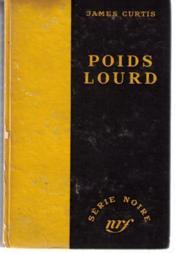 Poids lourd - Couverture - Format classique