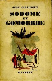 Sodome Et Gomorrhe.Piece En Deux Actes. - Couverture - Format classique
