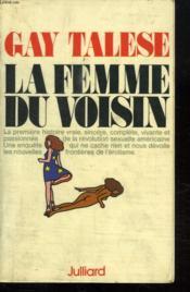 La Femme Du Voisin. - Couverture - Format classique