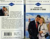Un Week End A Venise - Dishonourable Proposal - Couverture - Format classique