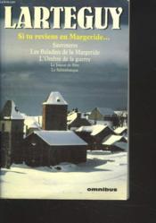 Si Tu Reviens En Margerite - Couverture - Format classique