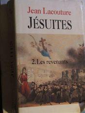 Jésuites - Tome 2: Les revenants - Intérieur - Format classique