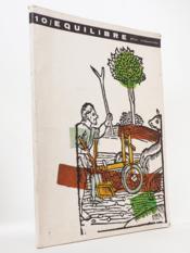 Agriculture et Civilisation ( Equilibre, revue trimestrielle n° 10, 1962 ] - Couverture - Format classique