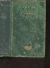 Poems - Couverture - Format classique