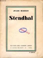 Stendhal - Couverture - Format classique