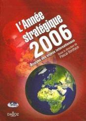 L'Annee Strategique 2006 - Couverture - Format classique