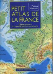 Petit atlas france - Couverture - Format classique