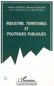 Industrie, Territoires Et Politiques Publiques - Intérieur - Format classique