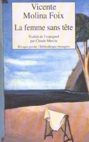 La Femme Sans Tete - Couverture - Format classique