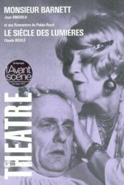 Monsieur Barnett - Couverture - Format classique
