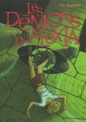 Les démons d'Alexia T.3 ; Yorthopia - Intérieur - Format classique