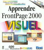 Apprendre Front Page 2000 - Intérieur - Format classique
