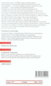 Europe La Comtesse De Segur N914/915 - 4ème de couverture - Format classique