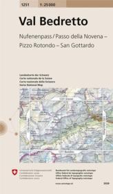 Val Bedretto - Couverture - Format classique