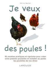 telecharger Je veux des poules ! livre PDF en ligne gratuit