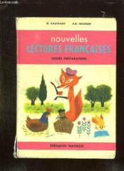 Nouvelles Lectures Francaises. Cours Preparatoire. - Couverture - Format classique