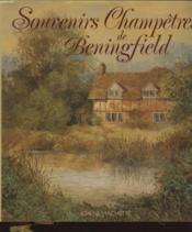 Souvenirs Champetres De Beningfield - Couverture - Format classique