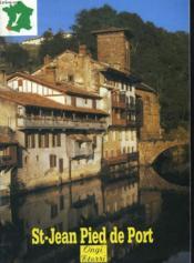 Saint-Jean Pied De Port - Couverture - Format classique