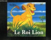 Le roi lion - Couverture - Format classique