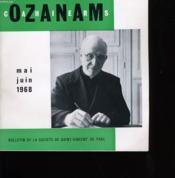 Cahiers Ozanam . - Couverture - Format classique