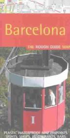 Barcelona Map - 1:10400 And 1:4200 - Couverture - Format classique