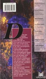 Mon cahier d'activités - 4ème de couverture - Format classique