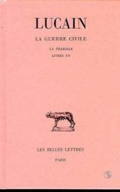 Pharsale t.1 ; livre1-5 - Couverture - Format classique