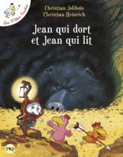 telecharger Les P'Tites Poules T.7 – Jean Qui Dort Et Jean Qui Lit livre PDF en ligne gratuit