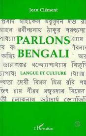 Parlons Bengali - Intérieur - Format classique