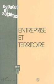 Entreprise Et Territoire - Couverture - Format classique