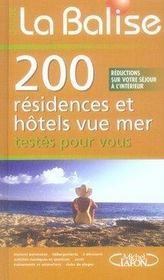 La balise ; 200 résidences et hotels vue sur mer testés pour vous - Intérieur - Format classique