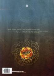 Le crépuscule des dieux t.1 ; la malédiction des Nibelungen - 4ème de couverture - Format classique