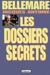 Les dossiers secrets - Couverture - Format classique