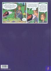 Retrouvailles a cliff island - 4ème de couverture - Format classique