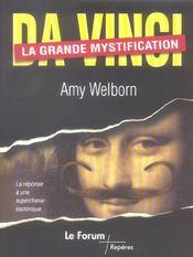 Da vinci : la grande mystification - Intérieur - Format classique