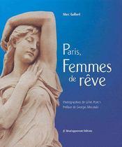 Paris, femmes de rêve - Couverture - Format classique