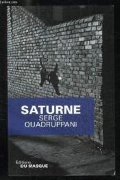 Saturne - Couverture - Format classique