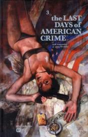 The last days of american crime t.3 - Couverture - Format classique