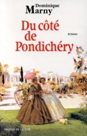 Du cote de pondichery - Couverture - Format classique