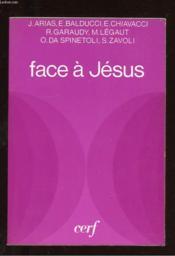 Face A Jesus - Couverture - Format classique