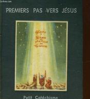 Premiers Pas Vers Jesus - Couverture - Format classique