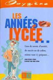 Annees Lycee (Les) - Intérieur - Format classique